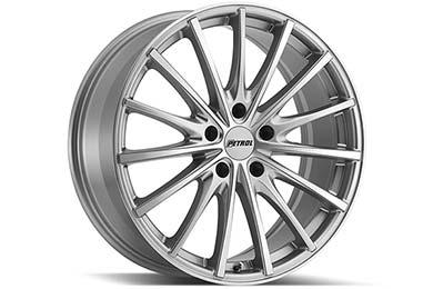 Volkswagen Eos Petrol P3A Wheels