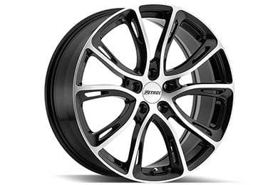 Volkswagen Eos Petrol P5A Wheels