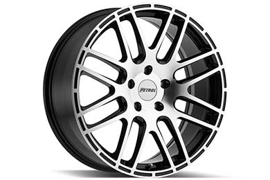 Dodge Charger Petrol P6A Wheels