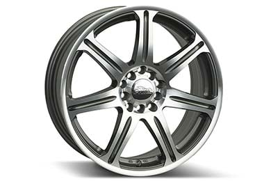 Mini Cooper XXR 533 Labyrinth Wheels