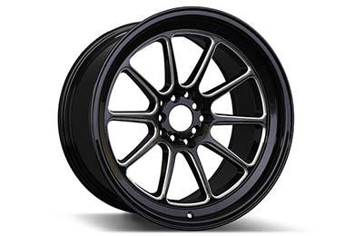 Jeep Wrangler XXR 557 Supercut Wheels