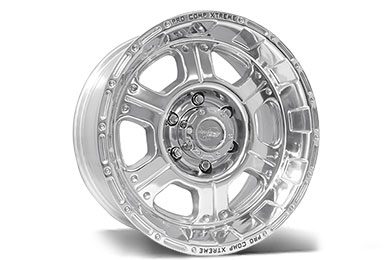 Chevy Silverado Pro Comp 1089 Series Alloy Wheels