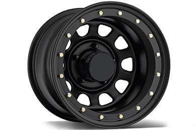 Ford F-250 Pro Comp 152 Series Rock Crawler Street Lock Steel Wheels