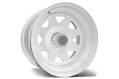 Ford F-250 Pro Comp 82 Series Rock Crawler Steel Wheels