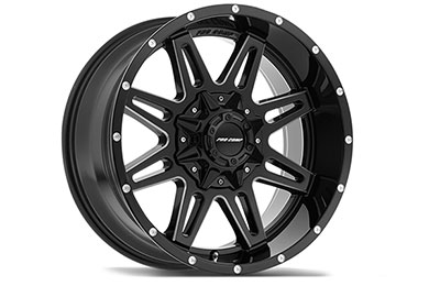 pro comp series 42 blockade alloy wheels
