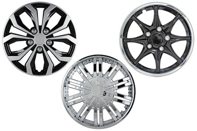 Ford Mustang ProZ Hubcaps