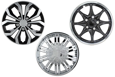 Jeep Grand Cherokee ProZ Hubcaps