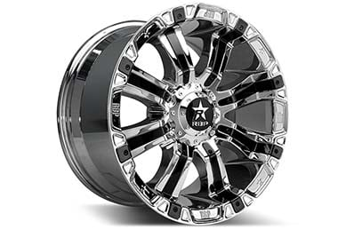 Toyota Tacoma RBP 94R Chrome & Black Wheels