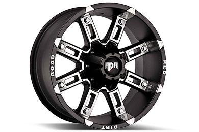 red dirt road rd06 thunder wheels