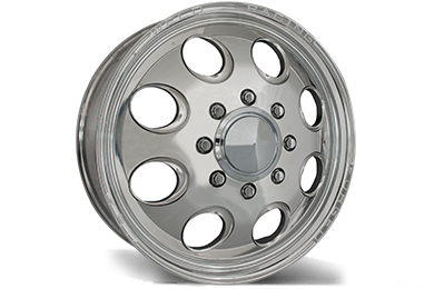 Jeep Wrangler Rekon HD D50 Dually Wheels