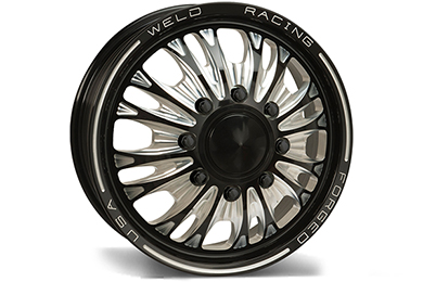 Volkswagen Eos Rekon HD D54 Dually Wheels