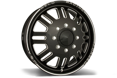 Jeep Wrangler Rekon HD D56 Dually Wheels