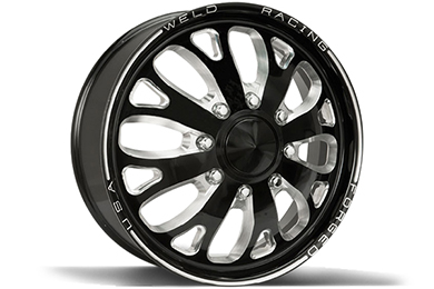 Volkswagen Eos Rekon HD D58 Dually Wheels