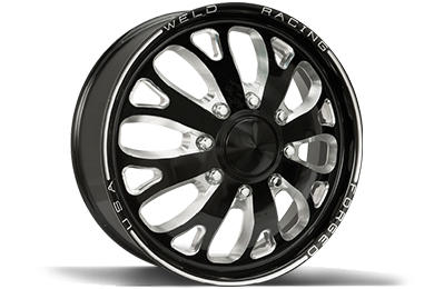 Jeep Wrangler Rekon HD D58 Dually Wheels