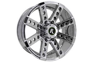 Jeep Wrangler Remington Buckshot Wheels