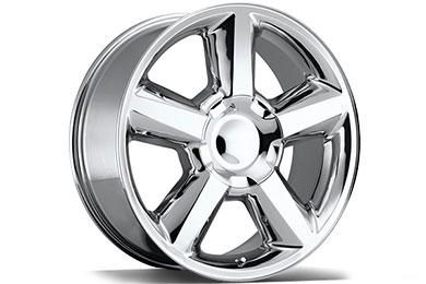 REV 580 Wheels