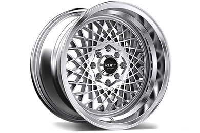 Volkswagen Eos Ruff Racing R362 Wheels