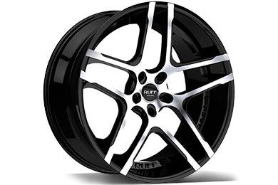 Volkswagen Eos Ruff Racing R954 Wheels