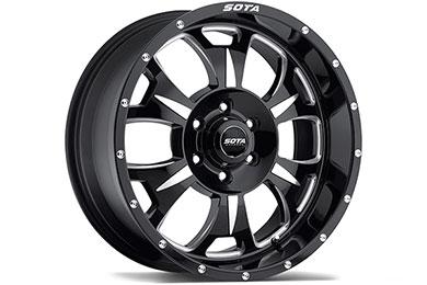 SOTA M-80 Wheels