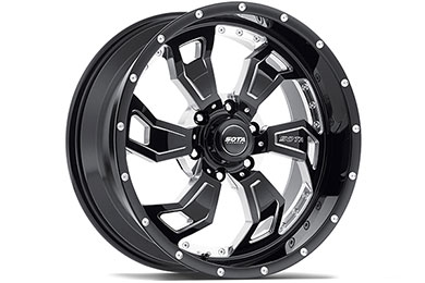 Mini Cooper SOTA SCAR Wheels