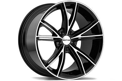 Audi R8 Sothis SC100 Wheels