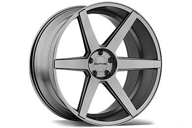 Volkswagen Eos Sothis SC2 Wheels