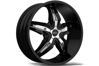 Status S822 Dystany Wheels