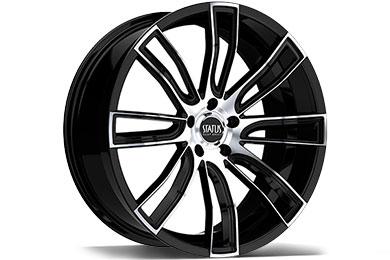status s833 twerk wheels