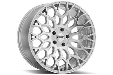 Audi R8 TSW Oslo Wheels