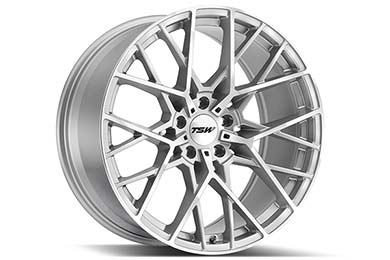 Volkswagen Jetta TSW Sebring Wheels