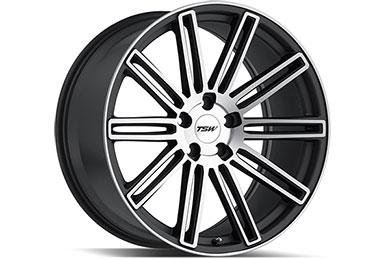 Volkswagen Eos TSW Crowthorne Wheels