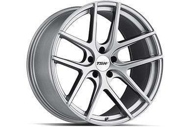 Volkswagen Jetta TSW Geneva Wheels