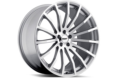 Mini Cooper TSW Mallory Wheels