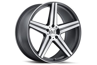 Volkswagen Jetta Mandrus Estrella Wheels