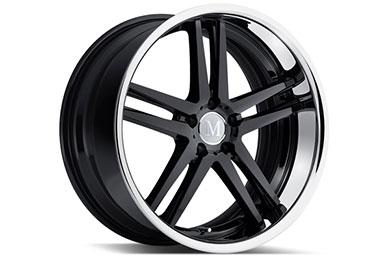 tsw mandrus simplex gloss black polished
