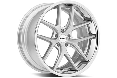 Ford Mustang TSW Portier Wheels