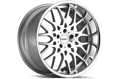 Ford Mustang TSW Rascasse Wheels