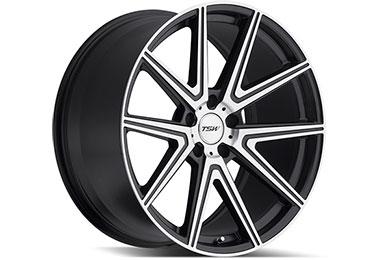Volkswagen Eos TSW Rouge Wheels