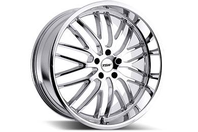 Volkswagen Jetta TSW Snetterton Wheels