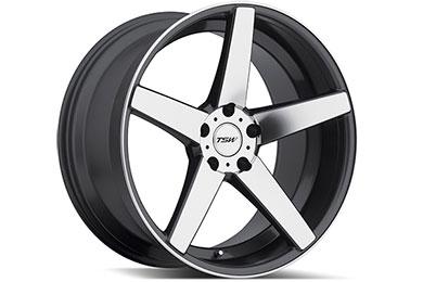 Volkswagen Jetta TSW Sochi Wheels