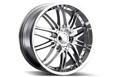Volkswagen Eos Platinum 200 Apex Wheels