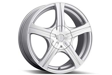 Volkswagen Eos Platinum 403 Slalom Wheels