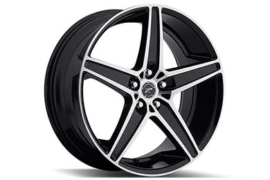 Volkswagen Jetta Platinum 418 Wraith Wheels