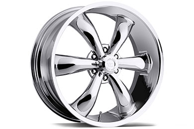 Vision 142 Legend 6 Wheels