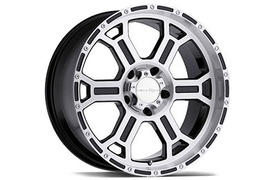 Chevy Silverado Vision 372 Raptor Wheels