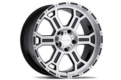 vision 372 raptor wheels