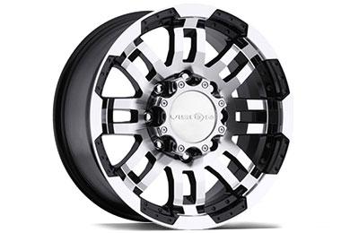 Jeep Wrangler Vision 375 Warrior Wheels
