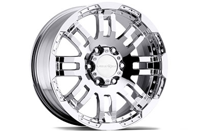 Vision 375 Warrior Wheels