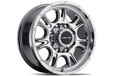 Vision 399 Fury Wheels