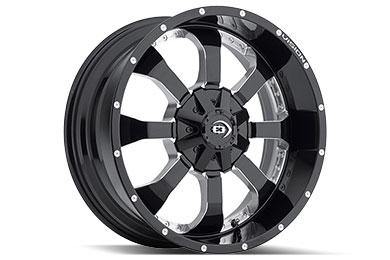 Vision 420 Locker Wheels
